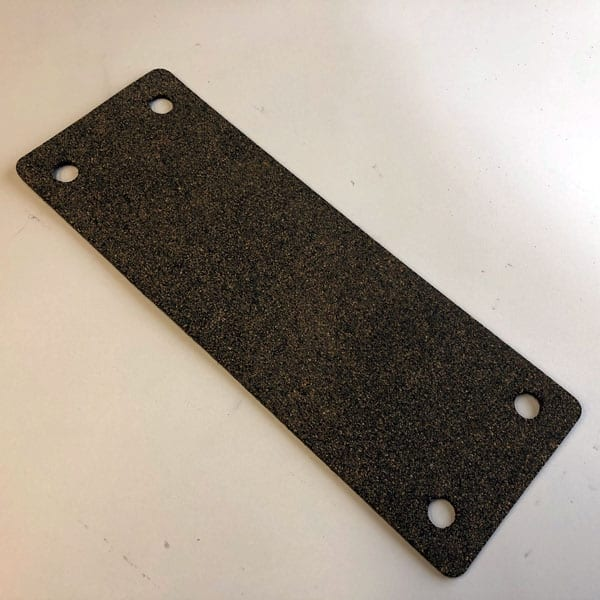 Cork Emergency floodscreen for FLY3 air brick