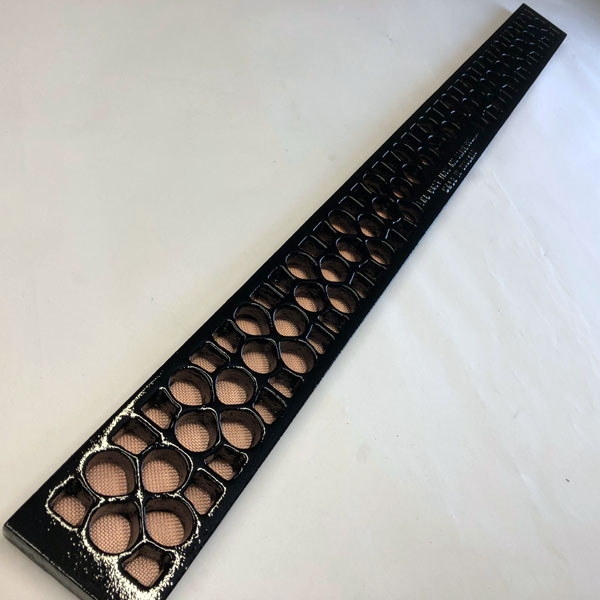 3 inch daisy gratings available in 30 and 36 inch lengths