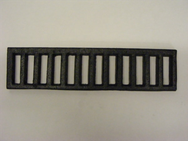 """3"""" High Slotted Air Grilles"""