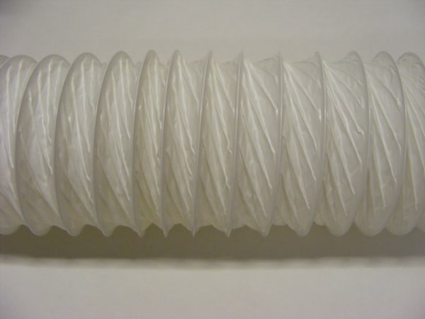 White Plastic Flap Valve