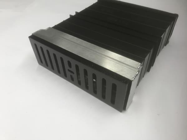 METIMP3 - 9x3 Aluminium Adapter