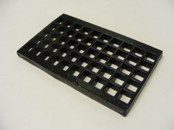 Made to Measure Square Hole Grilles